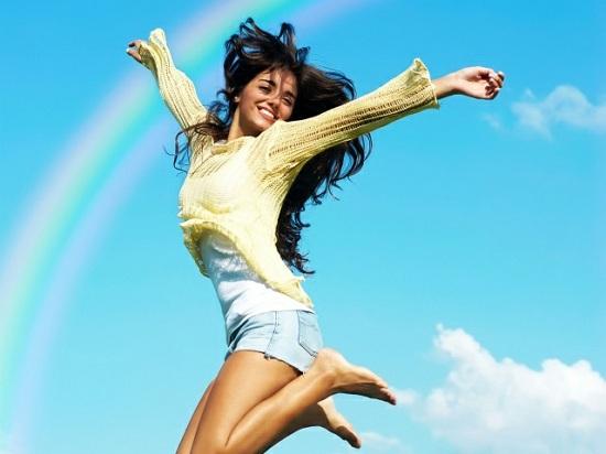 Как поднять настроение себе любимой?