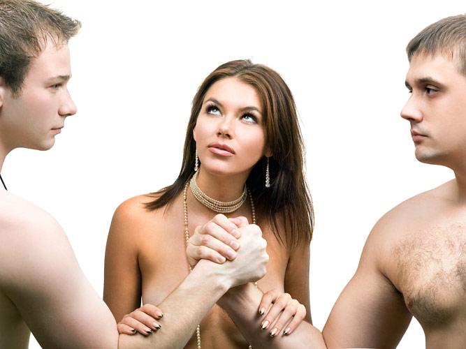 Скрытый секс контакт жену двое одновременно кончили фото