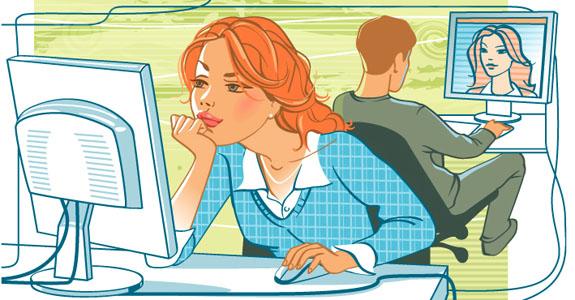 Интернет-знакомства: Плюсы и минусы