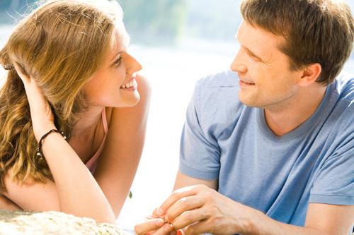 Знакомство мужчины женщины психологи