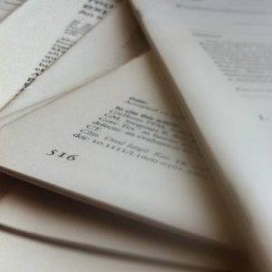 Чтение научной литературы
