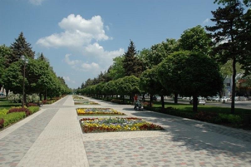 крансная улица краснодара