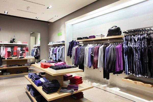 фото магазины одежды