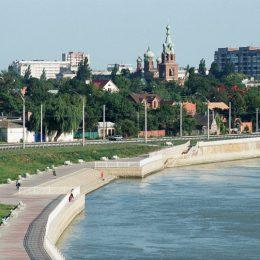 Краснодар — отличное место для туристов