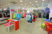 Как открыть магазин детской одежды?